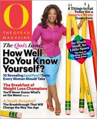 O The Oprah Magazine  (US) - PRINT EDITION