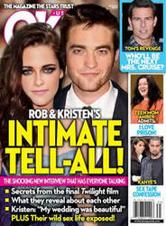OK Magazine  (US) - 51 iss/yr (To US Only)