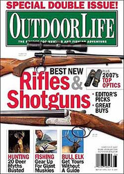 Outdoor Life Magazine  (US) - 10 iss/yr (To US Only)