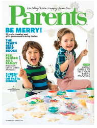 Parents Magazine Subscription (US) - 12 iss/yr