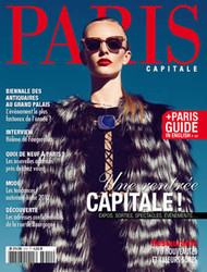 Paris Capitale Magazine  (France) - 10 iss/yr (To US Only)