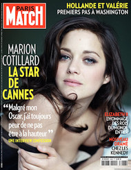 Paris Match Magazine  (France) - 52 iss/yr (To US Only)