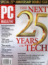 PC Magazine  (US) - 22 iss/yr (To US Only)