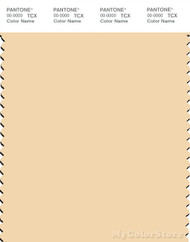 PANTONE SMART 12-0714X Color Swatch Card, Cornhusk