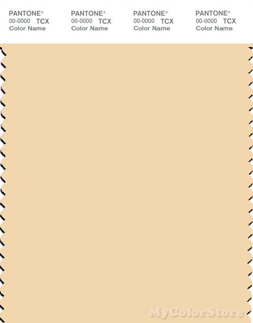 PANTONE SMART 12-0714X Color Swatch Card, Cornhusk