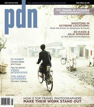 PDN Photo District News Magazine Subscription (US) - 12 iss/yr
