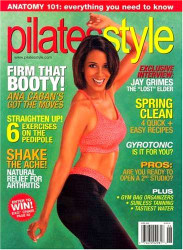 Pilates Style Magazine  (US) - 6 iss/yr (To US Only)