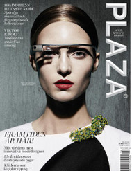 Plaza Magazine  (Sweden) - 9 iss/yr (To US Only)