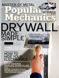 Popular Mechanics Magazine  (US) - (PRINT EDITION)