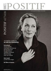 Positif Magazine  (France) - 11 iss/yr (To US Only)