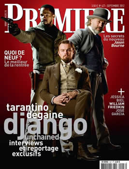 Premiere Magazine  (France) - 11 iss/yr (To US Only)