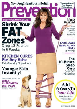 Prevention Magazine Subscription (US) - 12 iss/yr