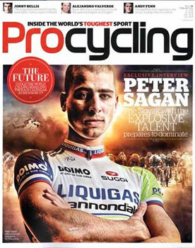 Procycling Magazine  (UK) - 13 iss/yr (To US Only)