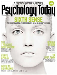 Psychology Today Magazine  (US) - 6 iss/yr (To US Only)
