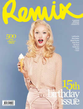 Remix Magazine Subscription (New Zealand) - 4 iss/yr