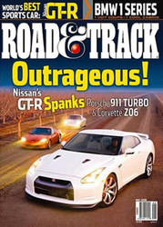 Road & Track Magazine  (US) - PRINT EDITION
