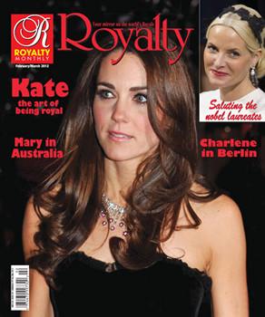 Royalty Magazine Subscription (UK) - 12 iss/yr