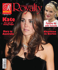 Royalty Magazine  (UK) - 12 iss/yr (To US Only)