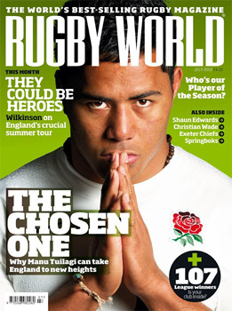 Rugby World Magazine  (UK) - 12 iss/yr (To US Only)