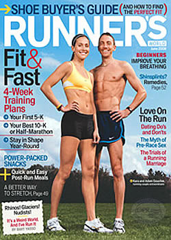 Runners World Magazine  (US) - 12 iss/yr (To US Only)