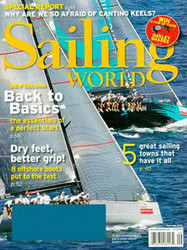 Sailing World Magazine  (US) - 10 iss/yr (To US Only)