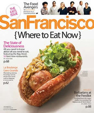 San Francisco Magazine Subscription (US) - 12 iss/yr
