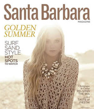 Santa Barbara Magazine Subscription (US) - 6 iss/yr