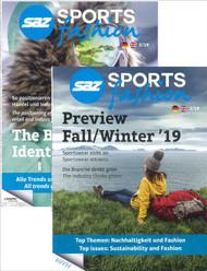 Saz Sports Fashion Magazine Subscription (Germany) - 2 iss/yr