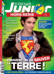 Science Et Vie Junior + Hs Magazine  (France) - 16 iss/yr (To US Only)