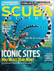 Scuba Diving Magazine  (US) - 11 iss/yr (To US Only)