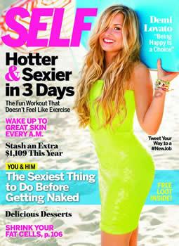 Self Magazine Subscription (US) - 12 iss/yr