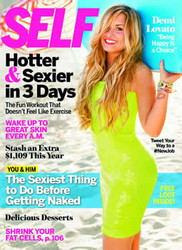 Self Magazine  (US) - 12 iss/yr (To US Only)