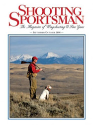 Shooting Sportsman Magazine  (US) - 6 iss/yr (To US Only)