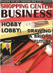 Shopping Center Business Magazine  (US) - 12 iss/yr (To US Only)