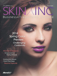 Skin Inc Magazine  (US) - 8 iss/yr (To US Only)