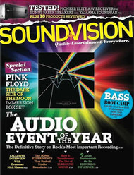 Sound And Vision Magazine Subscription (US) - 8 iss/yr