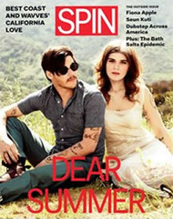 Spin Magazine Subscription (US) - 12 iss/yr