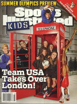 Sports Illustrated For Kids Magazine  (US) - 13 iss/yr (To US Only)