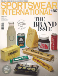 Sportswear International Magazine Subscription (Germany) - 4 iss/yr