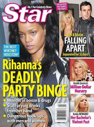 Star Magazine  (US) - 52 iss/yr (To US Only)