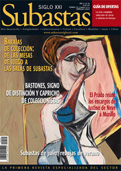 Subastas Siglo XXI Magazine  (Spain) - 11 iss/yr (To US Only)