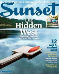 Sunset Magazine  (US) - 12 iss/yr (To US Only)