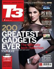 T3 Magazine Subscription (UK) - 12 iss/yr