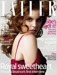 Tatler Magazine Subscription (UK) - 12 iss/yr