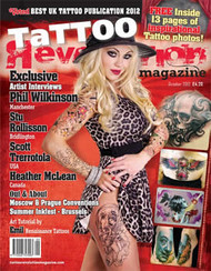 Tattoo Revolution Magazine Subscription (UK) - 12 iss/yr