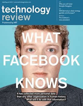 Technology Review Magazine  (US) - 8 iss/yr (To US Only)