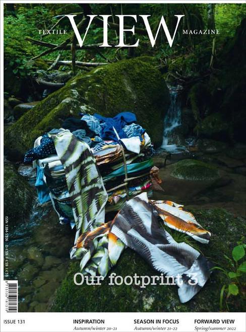 Textile View Magazine  (Holland) - (Print Edition)