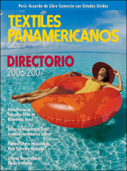 Textiles Panamericanos Magazine  (US) - 6 iss/yr (To US Only)