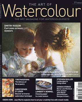 The Art of Watercolour Magazine Subscription (UK) - 4 iss/yr