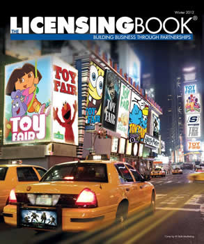 The Licensing Book  (US) - 12 iss/yr (To US Only)